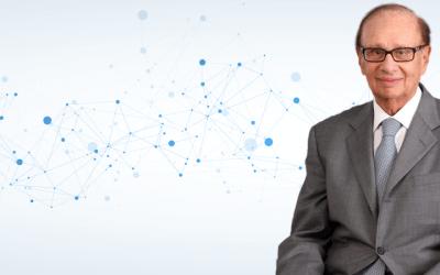 Fundador da Unigel e ex-aluno do MIT, Dr. Henri Slezynger faz doação para pesquisa em medicamentos