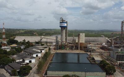 Unigel inicia produção de fertilizantes nitrogenados em Sergipe e se torna o maior produtor de ureia no país