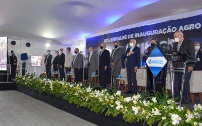 Unigel inaugura fábrica de fertilizantes em Sergipe e se torna maior produtora nacional